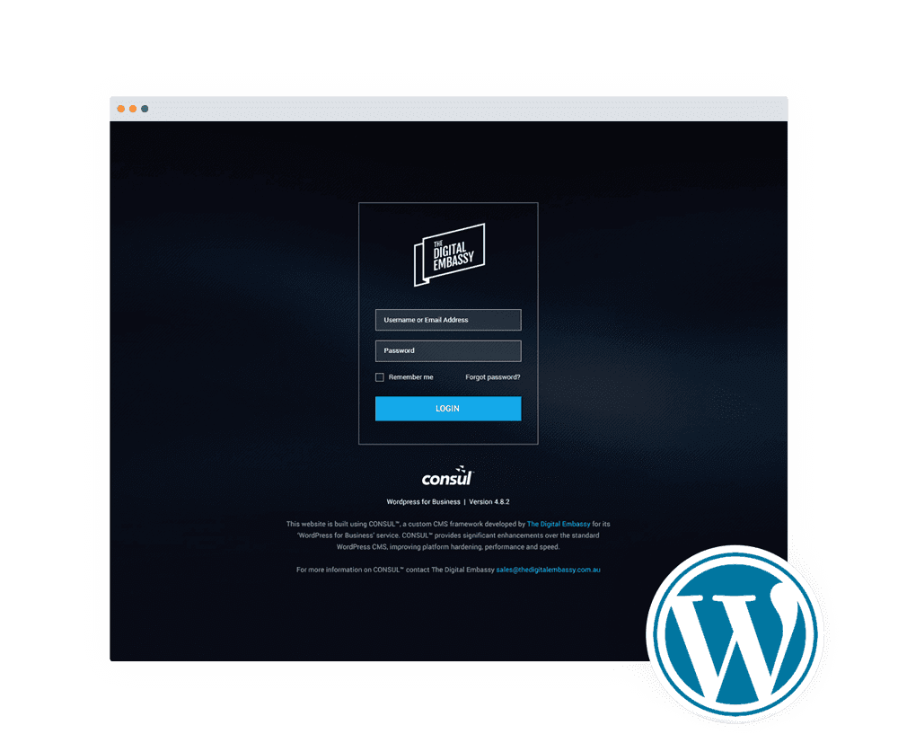 wordpress-window